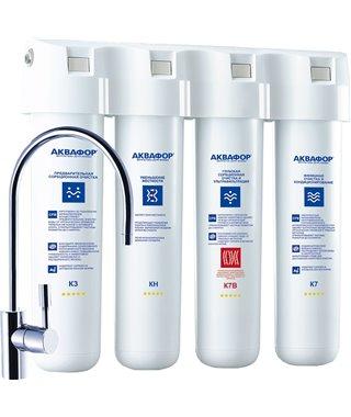 Фильтр для воды Аквафор Кристалл Эко Н, модификация А