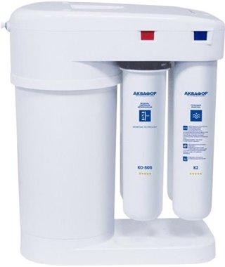 Фильтр для воды Аквафор DWM-101S Морион, без крана