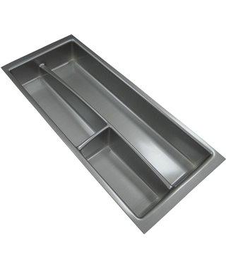 Лоток для столовых приборов Dirks BRIDGE 12020001, ширина фасада 300 для Blum Tandembox глубиной 500