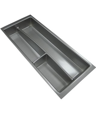 Лоток для столовых приборов Dirks BRIDGE 12020011, ширина фасада 300 для Hettich InnoTech глубина 470