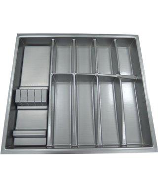Лоток для столовых приборов Dirks BRIDGE 12020007, ширина фасада 600 для Blum Tandembox глубиной 500