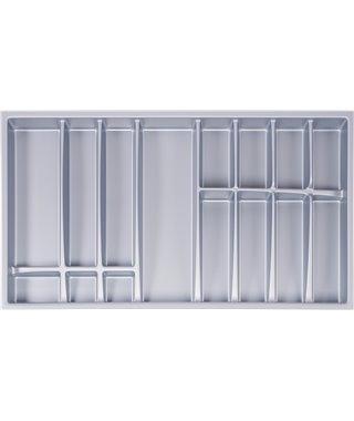 Лоток для столовых приборов Dirks BRIDGE 12020009, ширина фасада 900 для Blum Tandembox глубиной 500