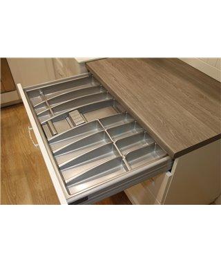 Лоток для столовых приборов Dirks BRIDGE 12020035, шир.фасада 900