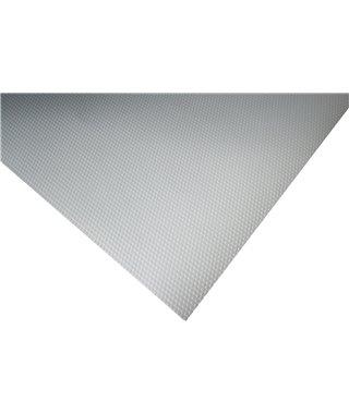 Коврик противоскользящий Agoform AGO TopSoft 11010004, серый, размер 1 метр