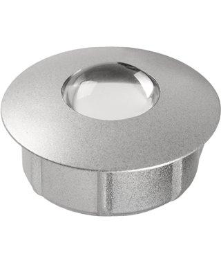 Светодиодный светильник Furnika POINT 13070013, врезной, свет холодный, цвет серый