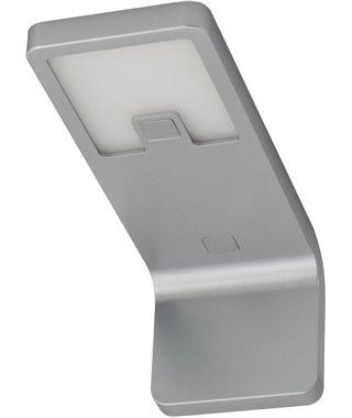 Светодиодный светильник Furnika LEDA 13070002, накладной, цвет алюминий, свет дневной