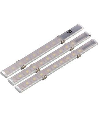 Комплект светодиодных светильников Furnika Omega K10.01.26.21/WM, трансформатор, выключатель