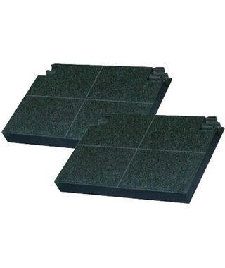 Угольный фильтр Faber F4-14 KIT 2 C.F, 195x139