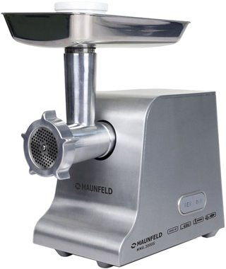Мясорубка Maunfeld MMG.3000S, металлик