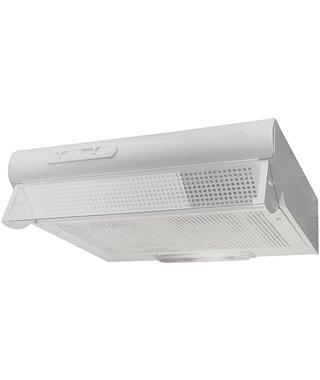 Вытяжка плоская подвесная Elikor Davoline 50П-290-П3Л, белый