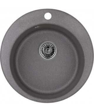 Кухонная мойка Granula GR-4801, графит