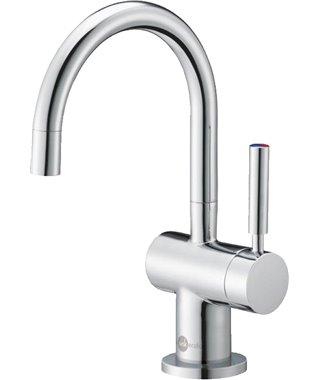 Кран горячей и холодной воды In-Sink-Erator F-HC3300С, 44320, хром