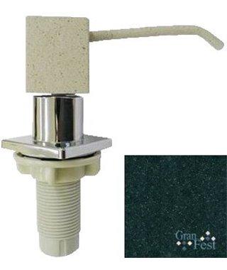 Дозатор для моющего средства Granfest 004, зеленый