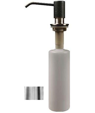Дозатор для моющего средства Granfest 002, хром