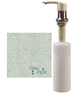 Дозатор для моющего средства Granfest 001, салатовый