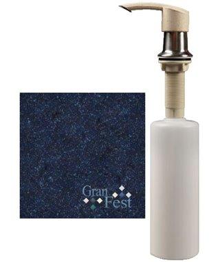 Дозатор для моющего средства Granfest 001, синий