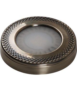 Светодиодный светильник Forma E Funzione SUN ARTxT 13060018, античное серебро, свет теплый