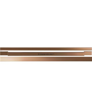 Декоративные планки и ручка Kuppersbusch C6000, Copper