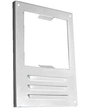 Вентиляционная решетка Elikor 126, алюм. мет.