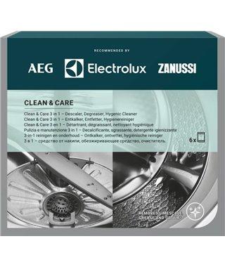 Набор для чистки стиральной машины Electrolux M3GCP400