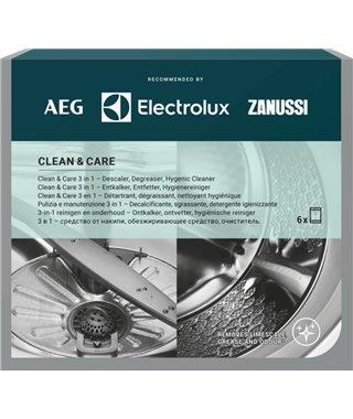 Набор для чистки стиральных машин Electrolux M3GCP400, 902979919