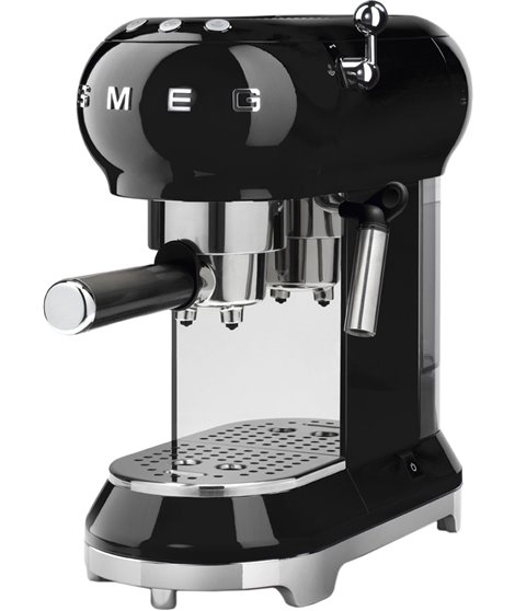 Кофемашина Smeg ECF01BLEU