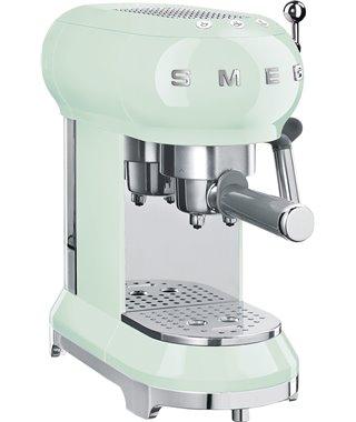 Кофемашина Smeg ECF01PGEU