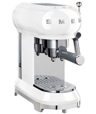 Кофемашина Smeg ECF01WHEU