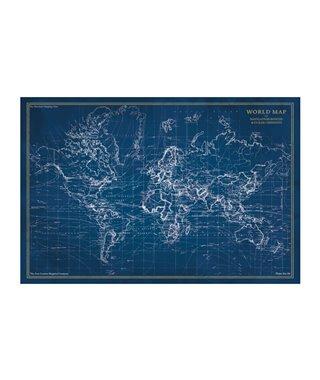 Картина Signal MAP 120x80