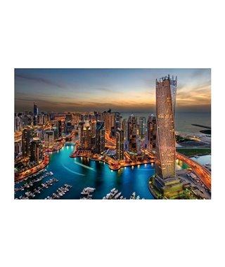 Картина Signal DUBAI 120x80