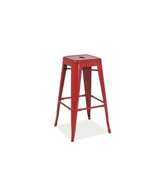 Барный стул Signal LONG (красный)