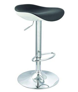 Барный стул Signal C-631 (черный/белый)