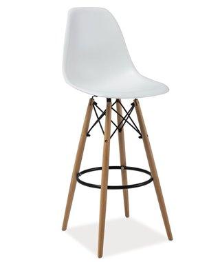 Барный стул Signal ENZO H-1 (белый)