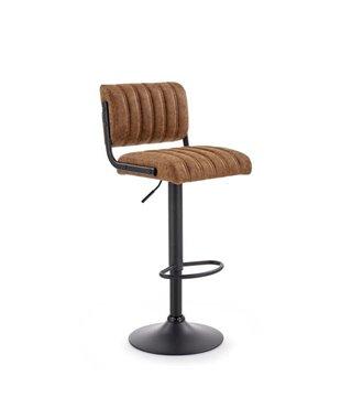 Барный стул Halmar H-88 (коричневый/черный)