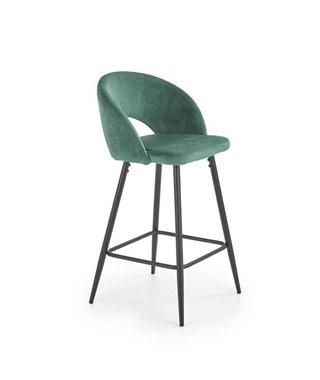 Барный стул Halmar H-96 (темно-зеленый)