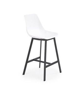 Барный стул Halmar H-99 (белый/черный)