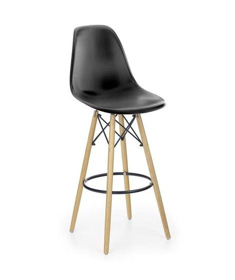 Барный стул Halmar H-51 (черный)