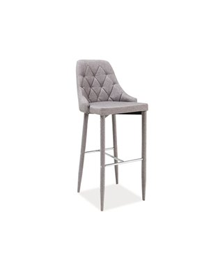 Барный стул Signal TRIX H-1 (серый)