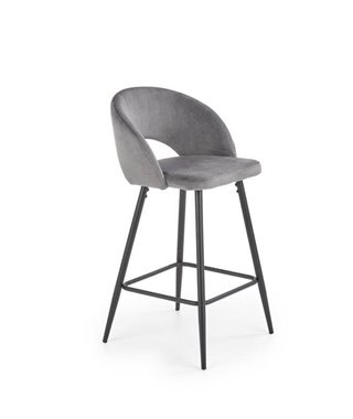 Барный стул Halmar H-96 (серый)