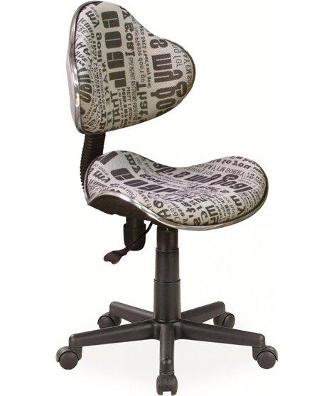 Кресло компьютерное Signal Q-G2 (текст)