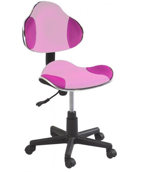 Кресло компьютерное Signal Q-G2 (розовый)