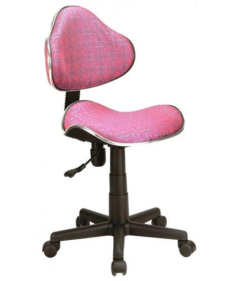 Кресло компьютерное Signal Q-G2 (розовые узоры)