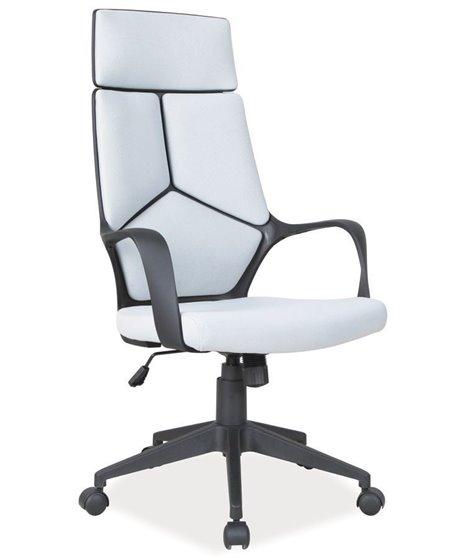 Кресло компьютерное Signal Q-199 (серый/черный)
