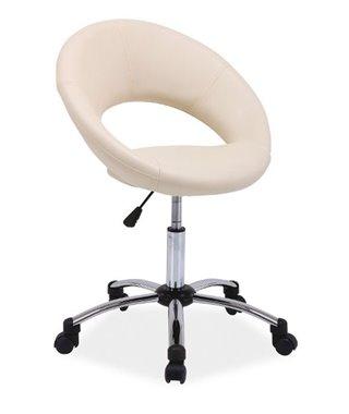 Кресло компьютерное Signal Q-128 (кремовый)