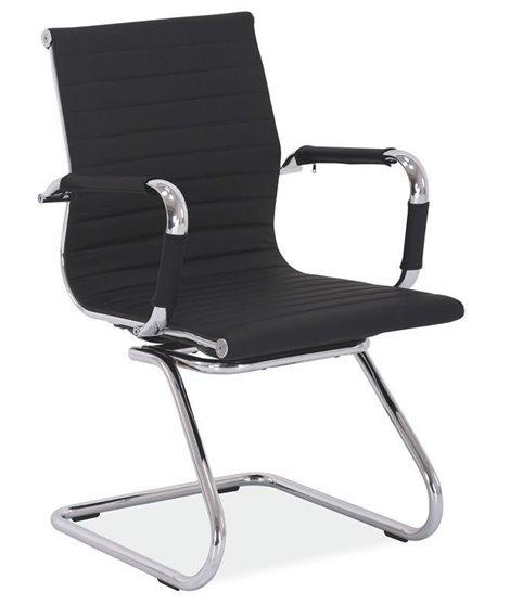 Кресло офисное Signal Q-123 (черный)