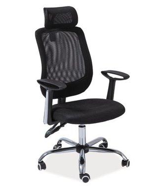 Кресло компьютерное Signal Q-118 (черный)