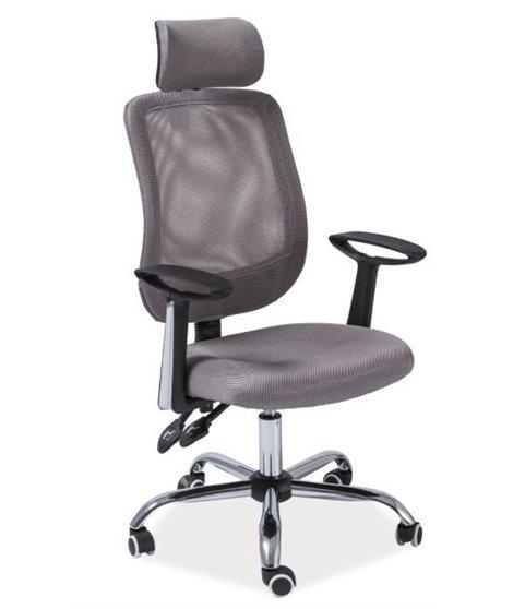Кресло компьютерное Signal Q-118 (серый)