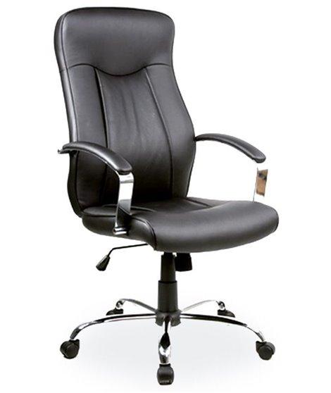 Кресло компьютерное Signal Q-052 (черный)