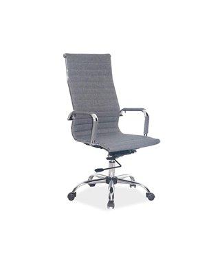 Кресло компьютерное Signal Q-040 (серый/ткань)