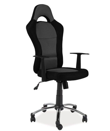 Кресло компьютерное Signal Q-039 (черный)